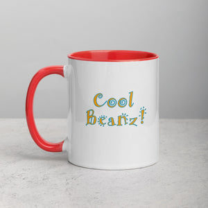 Cool Beanz Mug with Color Inside