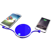 Power Tower - Wireless Disc Charging