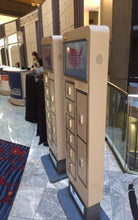 Pre-Owned Freestanding Locker Charging Station - Only 1 Available!