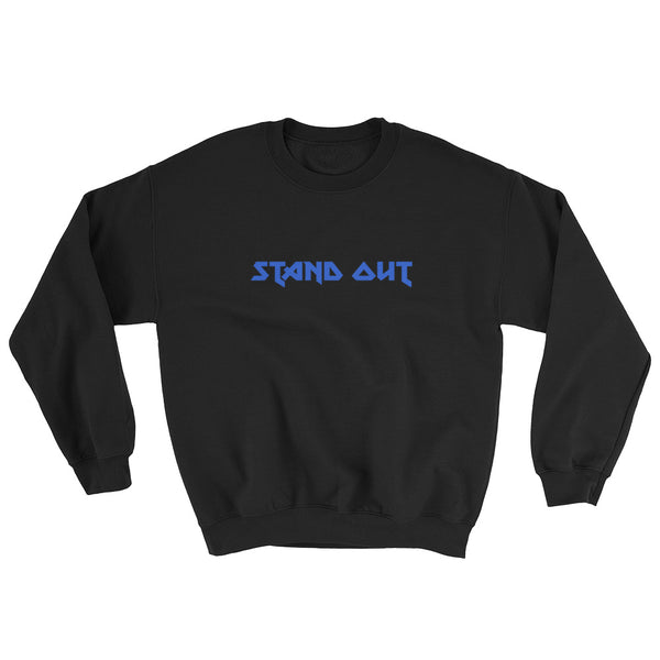 Stand Out Unisex Sweater (Black)