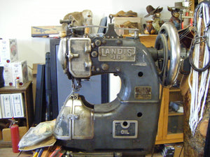 Landis 16 Industrial sewing machine