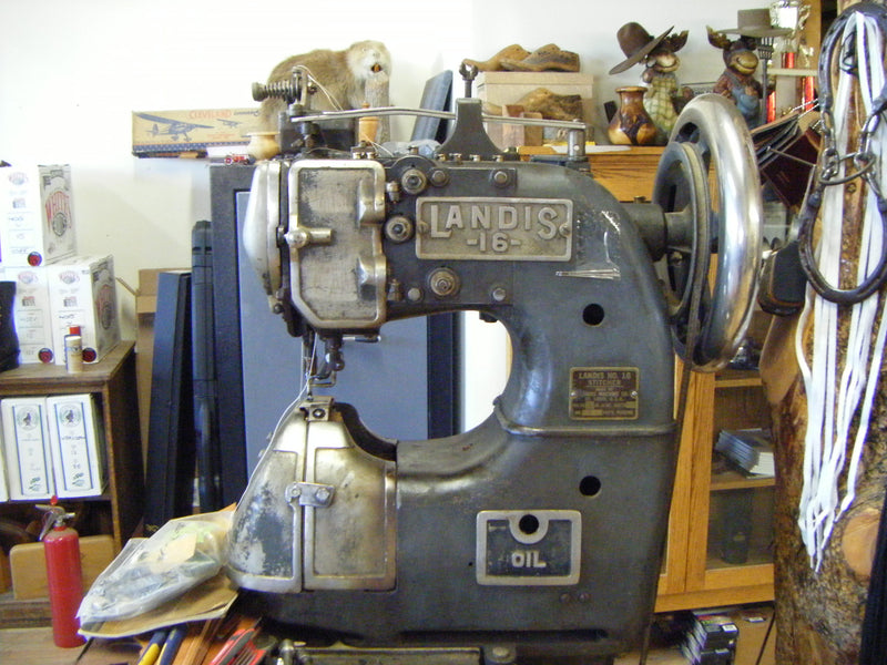 The Fast and the Frightening, Industrial Sewing Machines