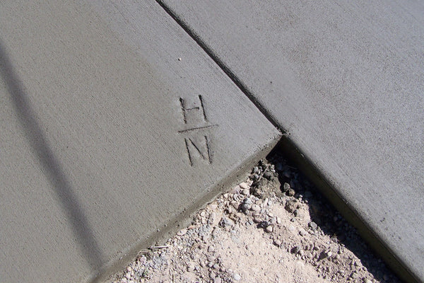 Branded cement