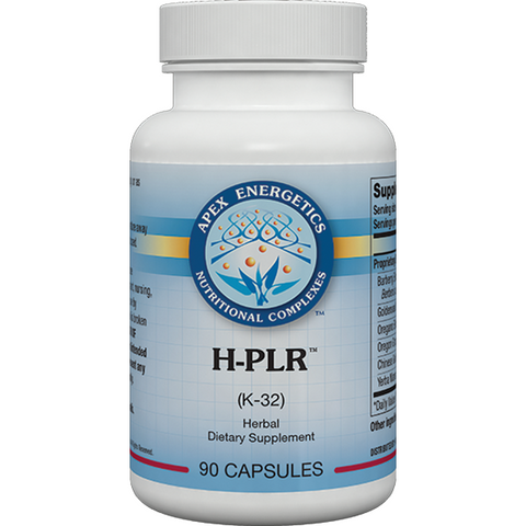 Apex Energetics - H-PLR (K32) - Immune and GastroIntestinal System Support