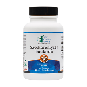 Saccharomyces boulardii - Orthomolecular - GI and Immune Support