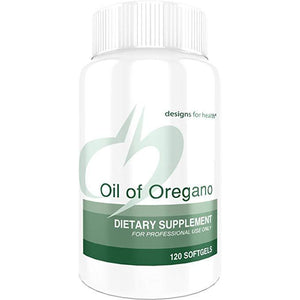 Oil of Oregano Oral Capsules 60 MG