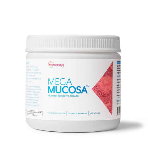 MegaMucosa - Microbiome Labs - Leaky Gut - Digestive Rebuilder