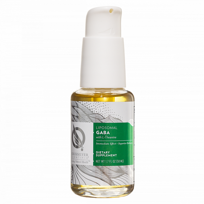Quicksilver Scientific - Liposomal GABA with L-Theanine