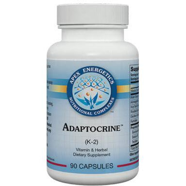 Apex Energetics - Adaptocrine (K-2) - Digestion, Stress and Adaptogenic Support