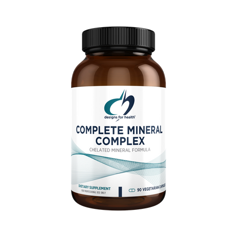 Designs for Health - Complete Mineral Complex  - Multimineral Support