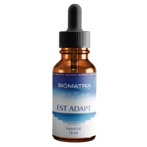 BioMatrix - Est-Adapt - 15ml Supplement for men and women - Supports Menopause Symptoms and Estrogen