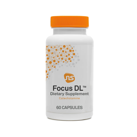 Neuroscience Inc - Focus DL - Contains PEA to improve attention, impulse, control and memory