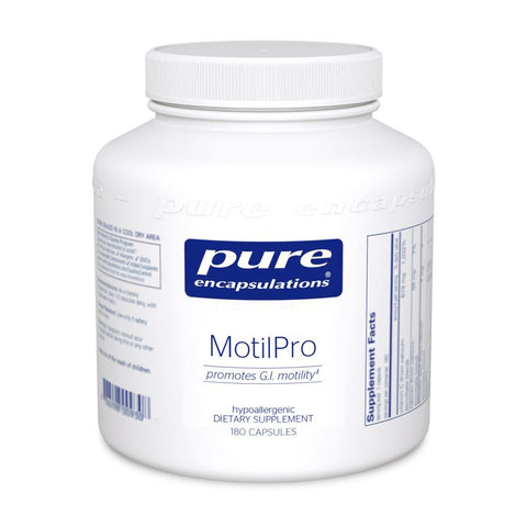 Pure Encapsulations - MotiliPro - Advanced gut signaling support formula
