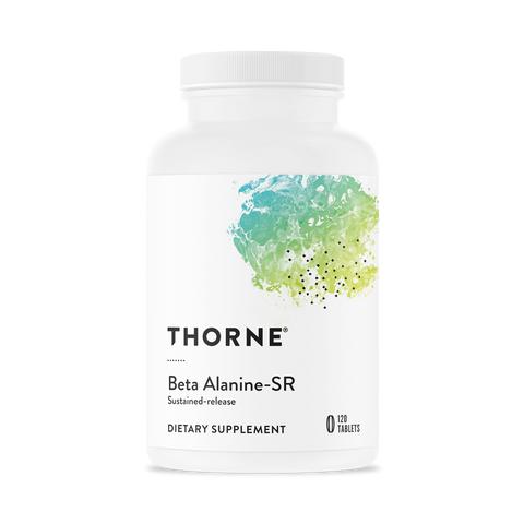 Thorne - Beta Alanine-SR - Amino Acid that Promotes and Maintains Muscle Endurance and Output