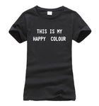 Black's My Happy Colour