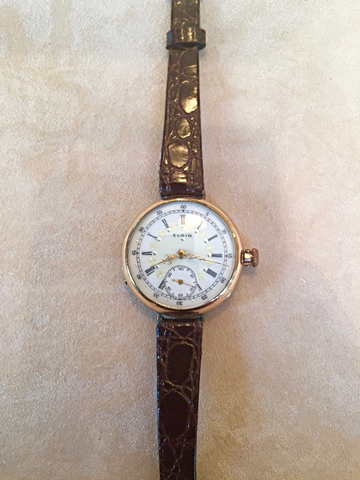 Vintage Elgin watch