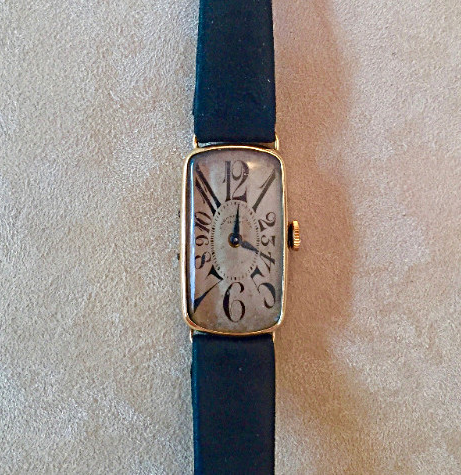 Vintage Art Deco watch