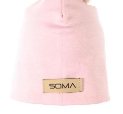 Pipo -  Beanie - Nude Pink