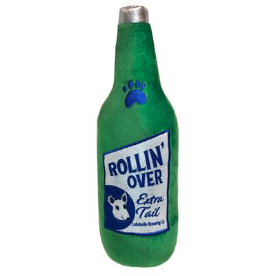 POWER PLUSH DOG TOY - ROLLIN' OVER BREW