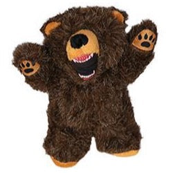 PLUSH DOG TOY - MIGHTY GRRR BEAR