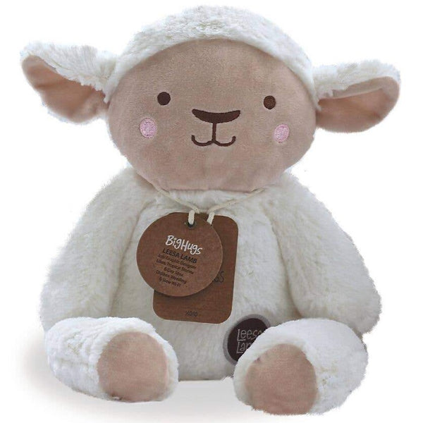 LEE LAMB HUGGY STUFFED ANIMAL