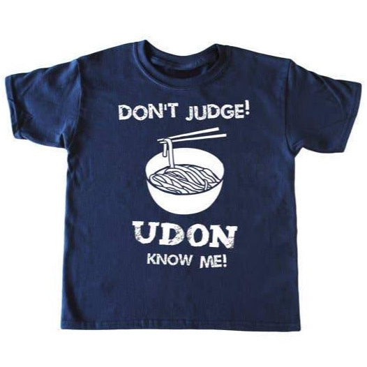 UDON KNOW ME KID SHIRT