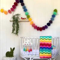 RAINBOW CLOUD MOBILE / WALL HANGING