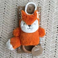 PHOEBE FOX TEETHING DINGA RING
