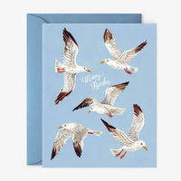 SEAGULLS THANK YOU CARD