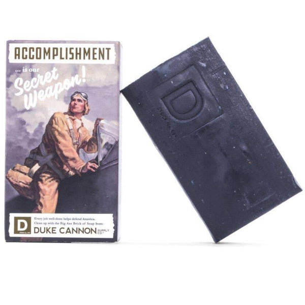 DUKE CANNON ACCOMPLISHMENT SOAP