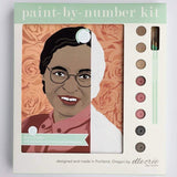 ROSA PARKS PAINT BY NUMBERS KIT