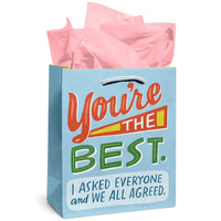 YOU'RE THE BEST GIFT BAG