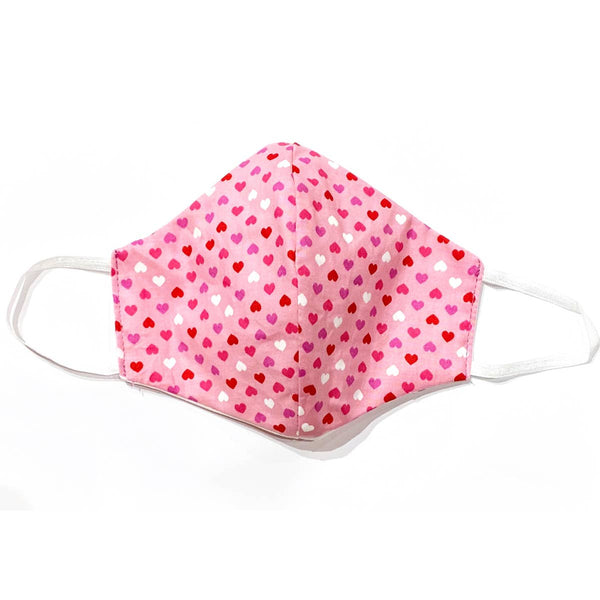 CHILD SIZED COTTON FACE MASK