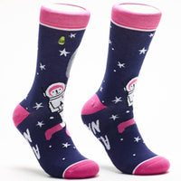 BAD ASTRONAUT SOCKS