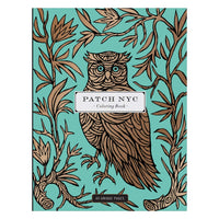PATCH NYC COLORING BOOK
