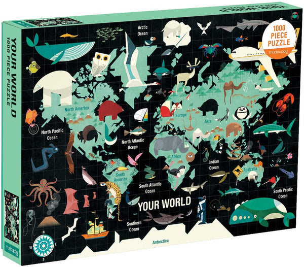 YOUR WORLD FAMILY PUZZLE