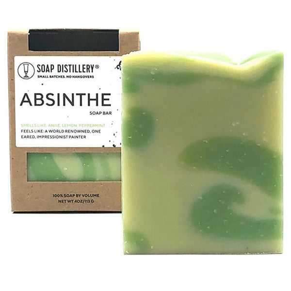 SOAP DISTILLERY BAR SOAP - ABSINTHE