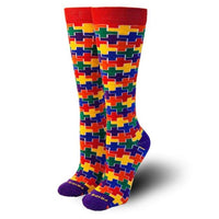 MEN'S BUSINESS CASUAL PLUS PRIDE SOCKS