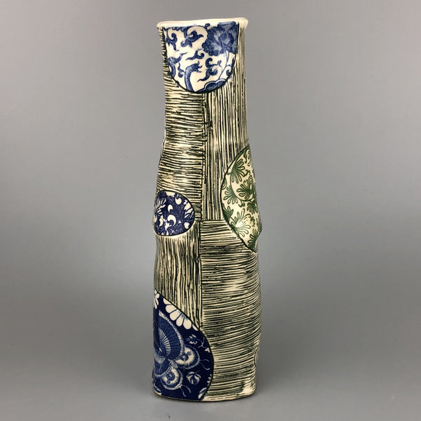 HANDMADE BOTTLE VASE 2