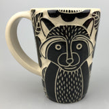 DO EPIC SHIT RACCOON LARGE HANDMADE MUG