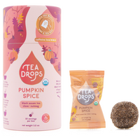 TEA DROPS BOX OF 10 PUMPKIN SPICE