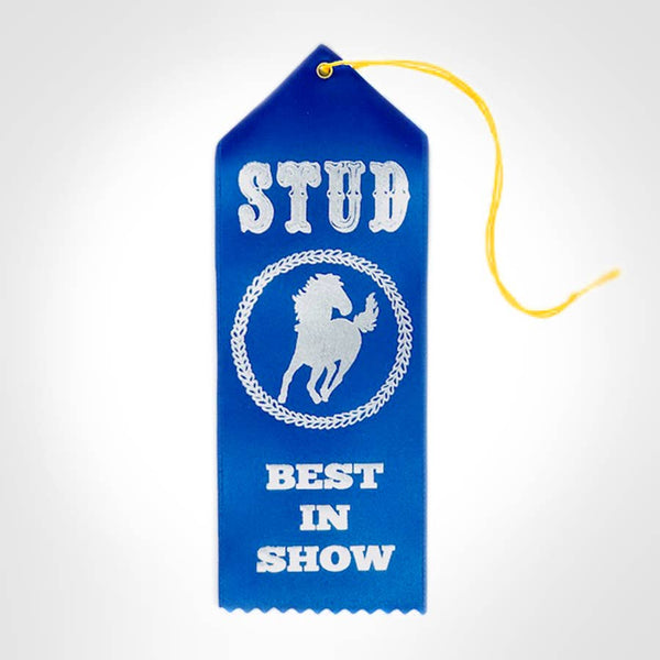STUD AWARD RIBBON