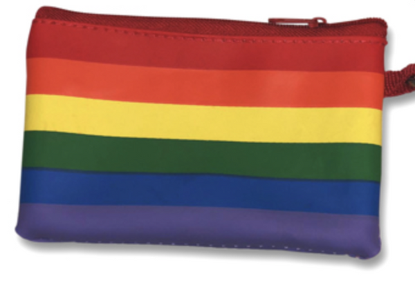 RAINBOW COIN PURSE