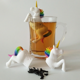 RAINBOW UNICORN TEA INFUSER