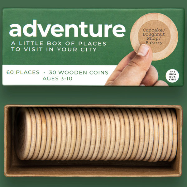 IDEA BOX COINS - TAKE A TOUR OF YOUR TOWN