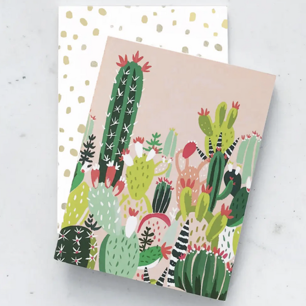 PRICKLY PEAR DUO POCKET NOTEBOOKS