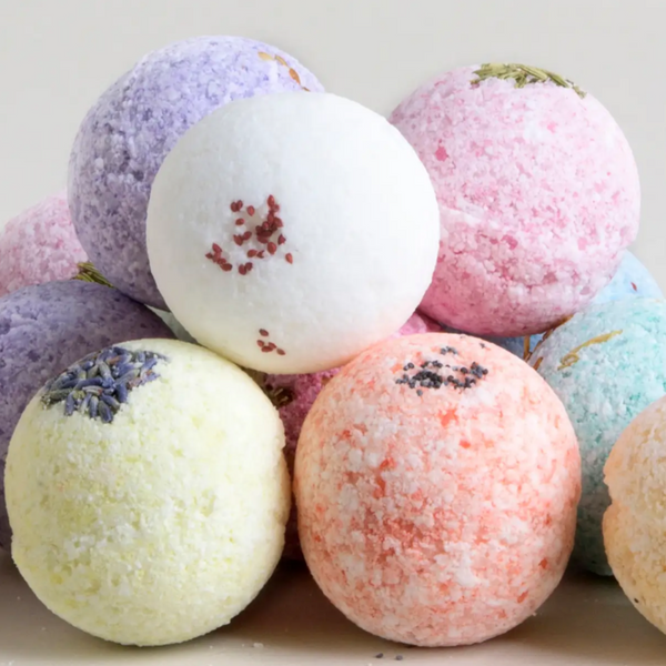LIZUSH BATH BOMB - AVAILABLE IN 4 SCENTS