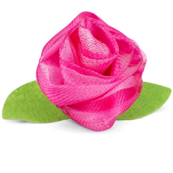 FINCHBERRY BLOOMING ROSE MESH SPONGE