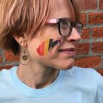 WV PRIDE TEMPORARY TATTOO