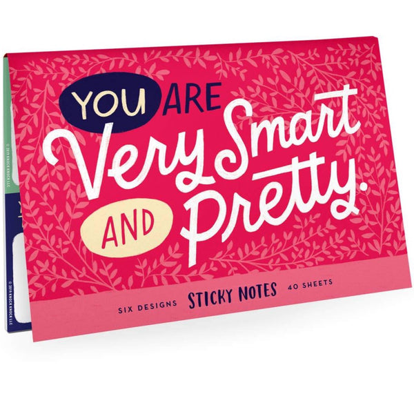VERY SMART & PRETTY STICKY NOTE PACKET